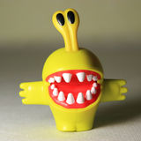 The Monster Royalty Free Stock Image