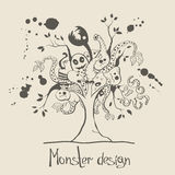 Monster tree Stock Photo