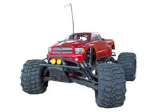 Free Monster Truck Royalty Free Stock Photo - 10881925