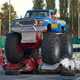 Monster truck Stock Photography