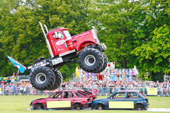 Monster truck Stock Image