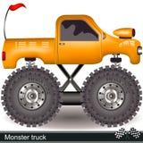 Monster truck Fotos de archivo libres de regalías
