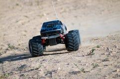Monster truck de Rc Fotografía de archivo
