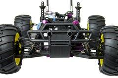 Monster truck do carro do controle de rádio de RC Fotos de Stock Royalty Free