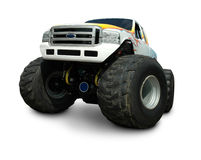 Monster Truck Royalty Free Stock Images