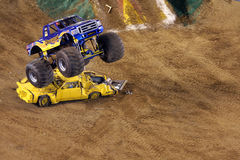 Monster truck Obsession Stock Photo