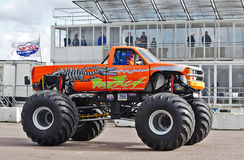 Monster truck - Podzilla Stock Images