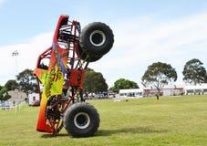 Monster Truck. stock photo