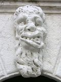 Monster of Venice Italy. Monster of campanile S.Maria Formosa Stock Photo