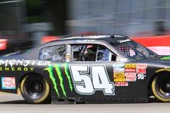 Monsterenergie het Rennen Royalty-vrije Stock Afbeelding