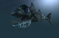 Monsterfish Στοκ φωτογραφίες με δικαίωμα ελεύθερης χρήσης