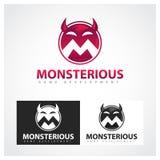 Monsterious-Spieleentwicklung Lizenzfreie Stockfotos