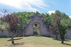 Monsterpark in Bomarzo, Viterbo - Italië Royalty-vrije Stock Fotografie