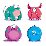 monsters Foto de Stock