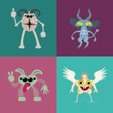 monsters Fotografie Stock Libere da Diritti