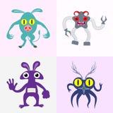 monsters Immagine Stock Libera da Diritti