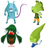 Monsters Royalty Free Stock Image