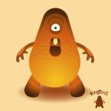 Monsters - Mr Lumbering Head Stock Image