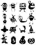 Monsters stock photo