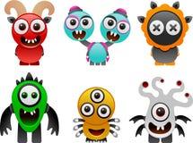 Monstersammlung 2 Lizenzfreies Stockfoto