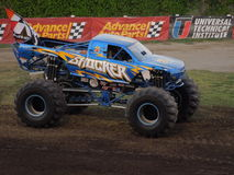Monstertruck Lizenzfreie Stockbilder