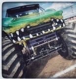 Monstervrachtwagen royalty-vrije stock foto