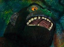 Monstre d'horreur Photographie stock