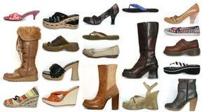 Monstre de chaussure photographie stock