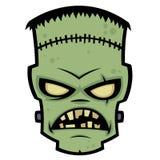 Monstre de Frankenstein Image libre de droits