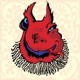 Monstrik Illustration de Vecteur
