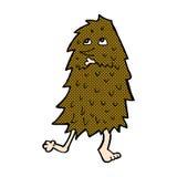 monstro cômico dos desenhos animados Imagem de Stock Royalty Free