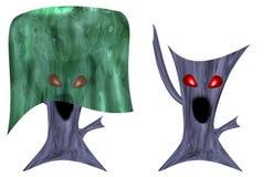 Monstro da árvore Imagens de Stock