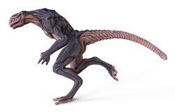 monstro da ilustração 3D Imagem de Stock
