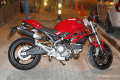 Monstro de Ducati Imagens de Stock Royalty Free