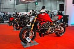Monstro de Ducati S 1200 Foto de Stock