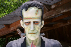 Monstro de Frankenstein Fotografia de Stock