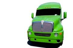 Monstro verde Fotos de Stock