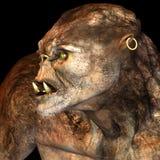 Monstruo Imagen de archivo libre de regalías