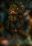 Monstruo de Cthulhu Fotografía de archivo libre de regalías