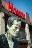 Monstruo de Frankenstein Imagen de archivo libre de regalías