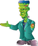 Monstruo de Frankenstein Fotografía de archivo