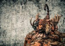 Monstruo de la bestia Imagenes de archivo