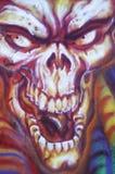 Monstruo de la calle Imagen de archivo libre de regalías