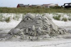 Monstruo de mar Fotografía de archivo libre de regalías