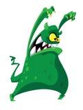 Monstruo de pesadilla stock de ilustración