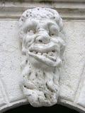 Monstruo de Venecia Italia foto de archivo