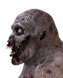 monstruo del zombi del ejemplo 3D Foto de archivo