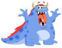 Monstruo divertido ilustración del vector