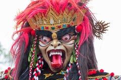 Monstruo en el Año Nuevo del Balinese, Indonesia del ogoh del ogoh del Balinese Fotos de archivo libres de regalías