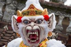 Monstruo en el Año Nuevo del Balinese, Indonesia del ogoh-ogoh del Balinese Imágenes de archivo libres de regalías